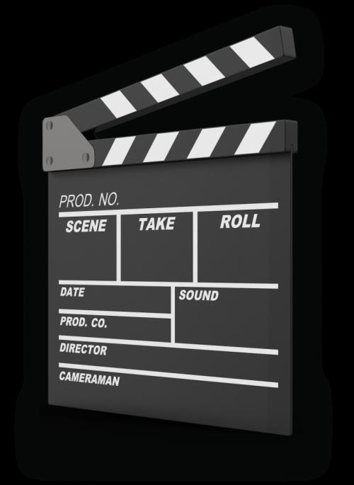 Film Clapboard.I03.2k